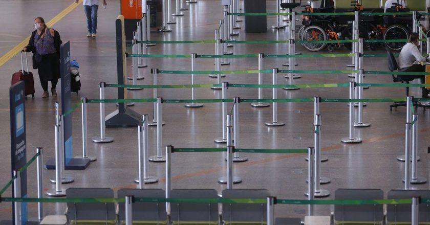 Aeroporto JK. Foto Agencia Brasil