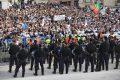 Manifestação reuniu cerca de 13 mil profissionais das forças de segurança em Portugal
