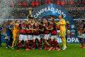Flamengo de Gabigol vence a Recopa Sul-Americana e chega a quinto título de Jesus